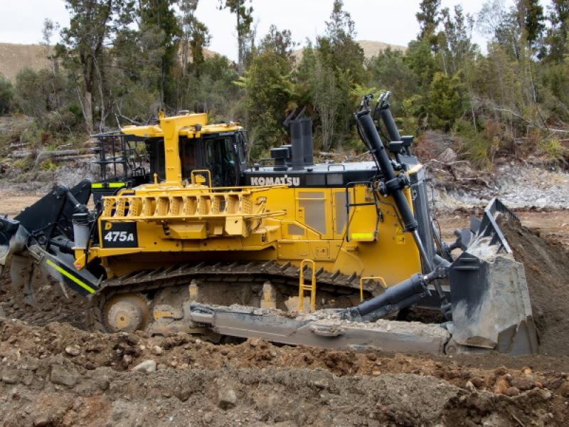 Greymouth miner gears up for new challenge