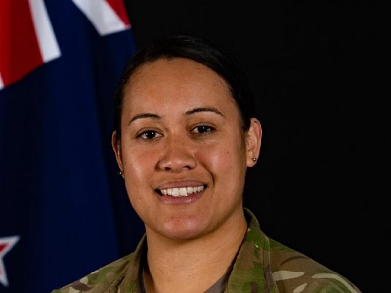 Staff Sergeant Tokahaumata Oltaches-Tagavaitau