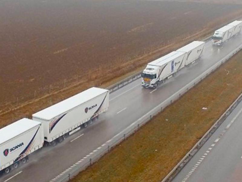 New ideas driving trucking