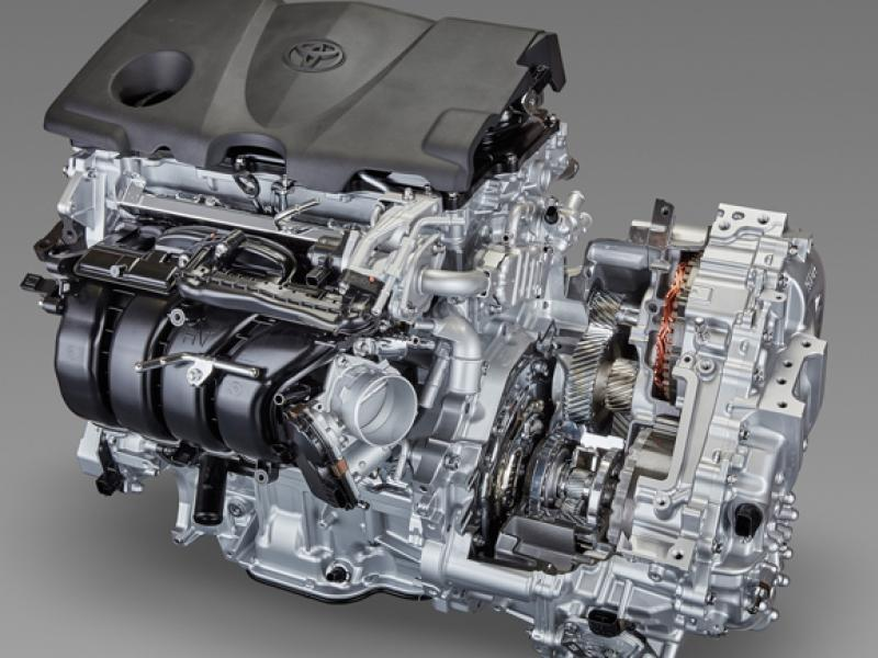 New engines, transmissions, part of Toyota grand plan