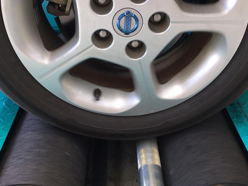 Brake testing: rollers, decelerometer or plates?