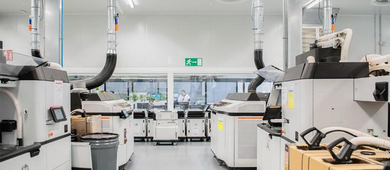 Ford and HP collaborate to transform 3D waste into auto parts