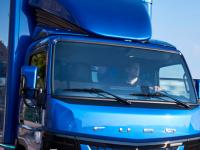 All-electric Fuso truck for Aussie