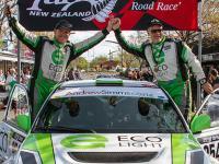 Inkster and Winn claim Targa NZ trifecta