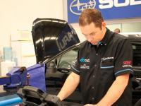 Kiwi Subaru technician for world contest