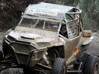 Tauranga driver Ben Thomasen (Polaris) successfully defended his NZ 1000 title in a two-day battle