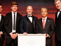 Toyota announces 2016 dealership champions