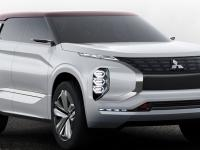 Mitsubishi's new-generation SUV concept for Paris
