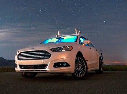 What self-driving cars are about