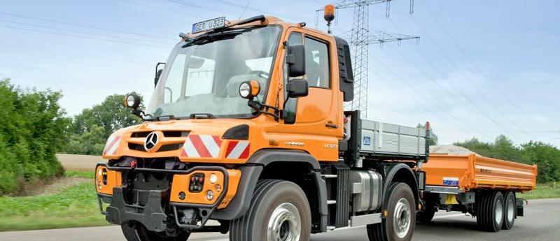 From food to mobility, the Unimog