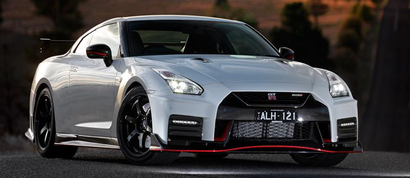 Massive engineering changes to Nissan GT-R NISMO