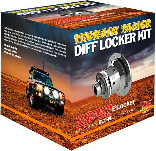 Terrain Tamer DIFF locker kit