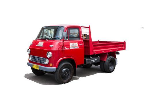 Hire company restores Daihatsu truck | Motor Equipment News